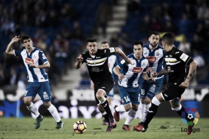 RSD Espanyol - CD Leganés: puntuaciones Leganés, La Liga jornada 13