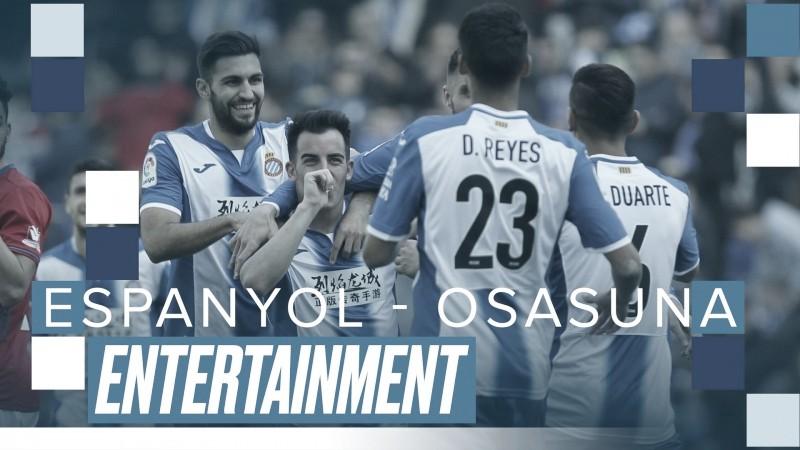 Partido histórico: Espanyol 3-0 Osasuna (J.24, temp. 16/17)
