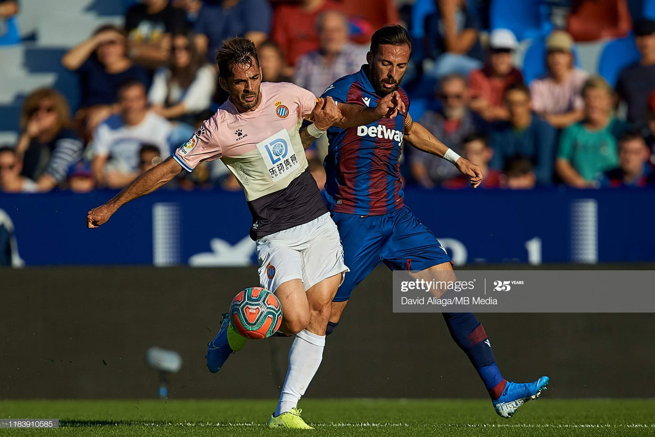 As it happened: Levante prove too much for Espanyol thanks to two second half goals (1-3)