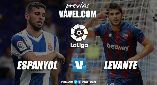 Previa Espanyol - Levante: un partido crucial