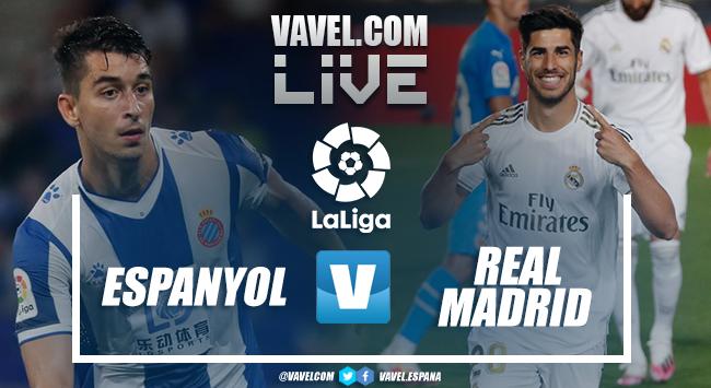 Resumen Espanyol 0-1 Real Madrid en LaLiga Santander 2020