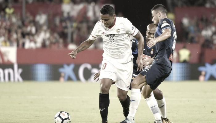 """Luis Muriel: """"No estuve afortunado de cara al gol"""""""
