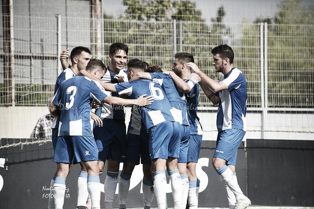 El Espanyol B se reencuentra con la victoria en Teruel