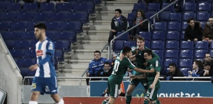 Antecedentes del Betis frente al Espanyol en Cornellá