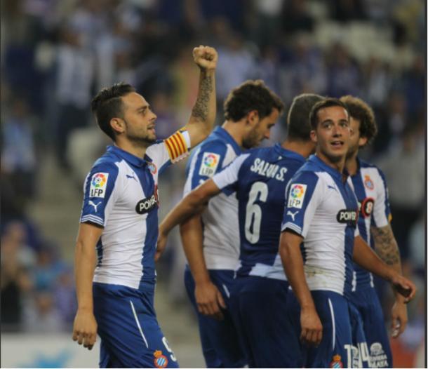 Espanyol - Getafe: puntuaciones del Espanyol, jornada 5