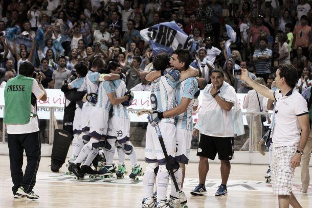 Argentina golea a España y conquista su quinto mundial