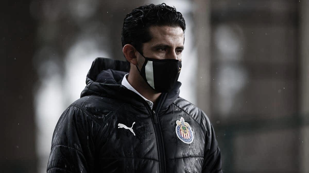 """Edgar Mejía: """"La mística de Chivas nunca ha sido guardar un marcador"""""""