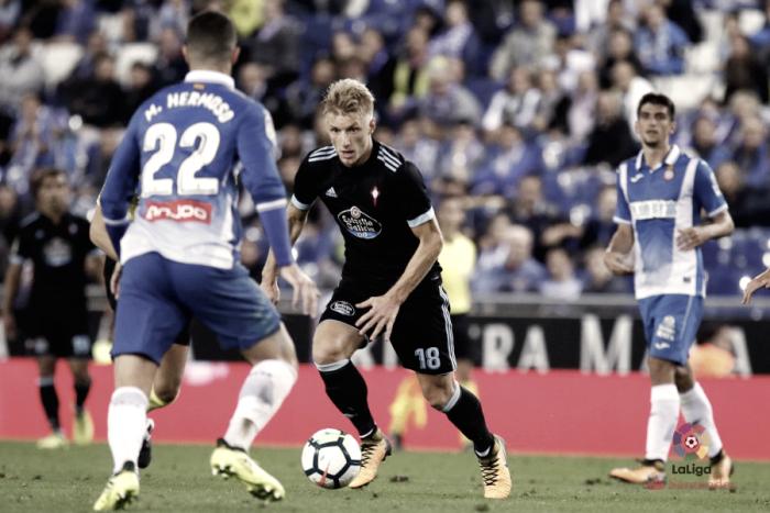 RCD Espanyol, encargado de frenar al Celta