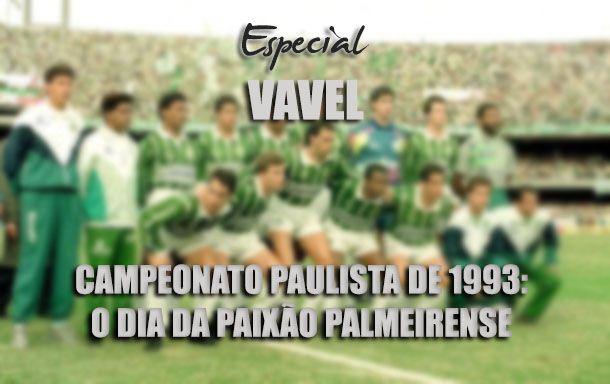 Campeonato Paulista de 1993: O resgate da glória palmeirense