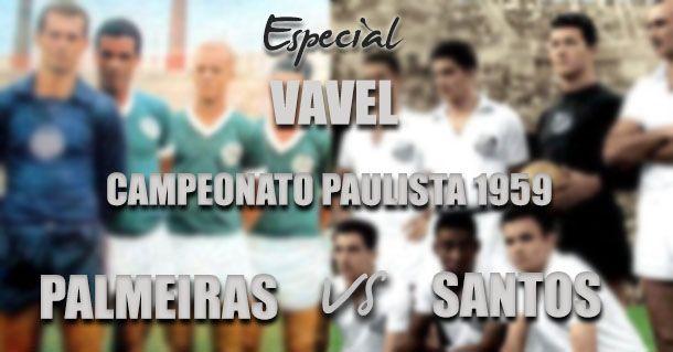 Campeonato Paulista de 1959: O Palmeiras que parou o Santos de Pelé