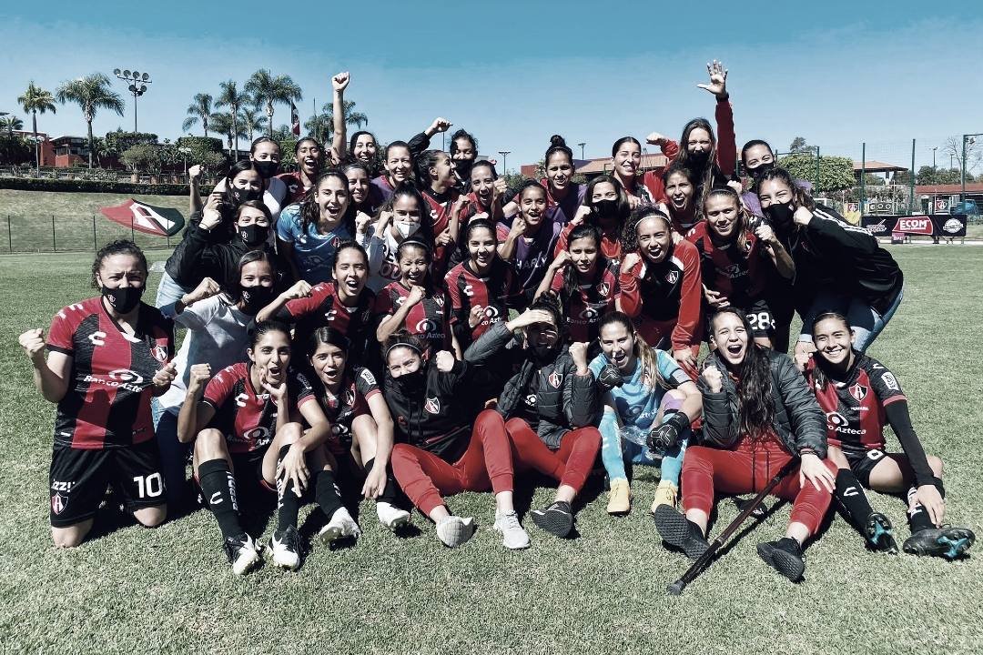 Desmenuzando el histórico Guard1anes 2020 de Atlas FC Femenil
