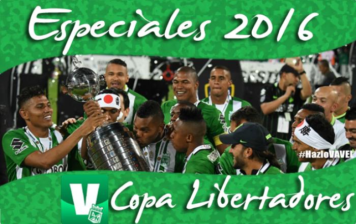 Especiales VAVEL Atlético Nacional 2016: Copa Libertadores