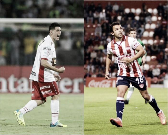 Cara a Cara: Cristian Espinoza - Lucas Gamba