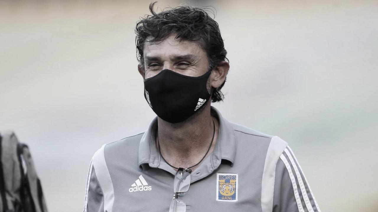 """Roberto Medina: """"El partido de hoy fue típico de una final"""""""