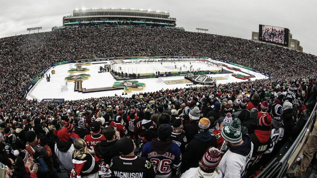 Stars y Predators en el Cotton Bowl Stadium y Avalanche-Kings en el Falcon Stadium
