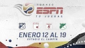 Llega el Torneo ESPN 2020