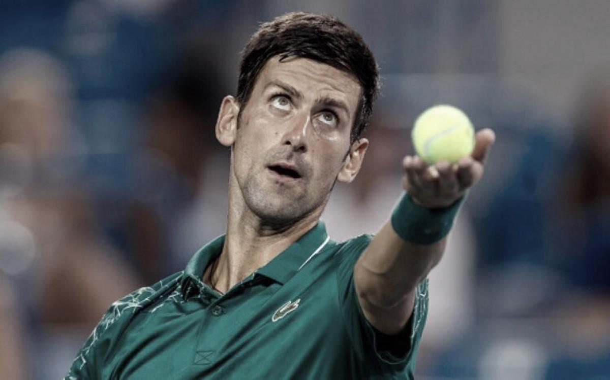 Djokovic: ''Pondría los Grand Slam al mejor de tres sets''