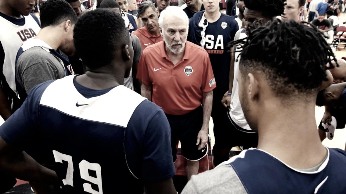 ''Team USA'' se reúne en Las Vegas