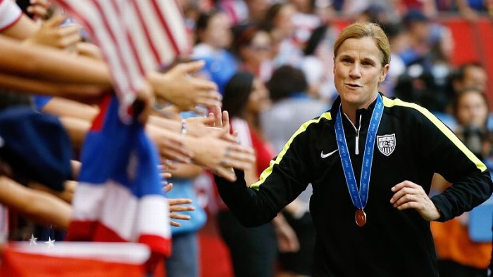USWNT Manager Jill Ellis Announces Roster For 2016 She Believes Cup