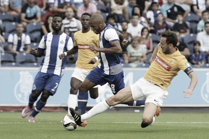 Estoril x FC Porto: exibição convicente é fundamental