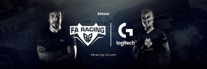 Fernando Alonso tendrá su propio equipo de eSports: FA Racing G2