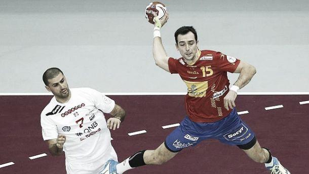 Resultado España - Dinamarca en el Mundial 2015 (25-24)