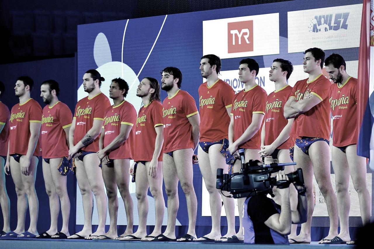 La selección Española de Waterpolo comienza ganando frente a la Campeona olímpica