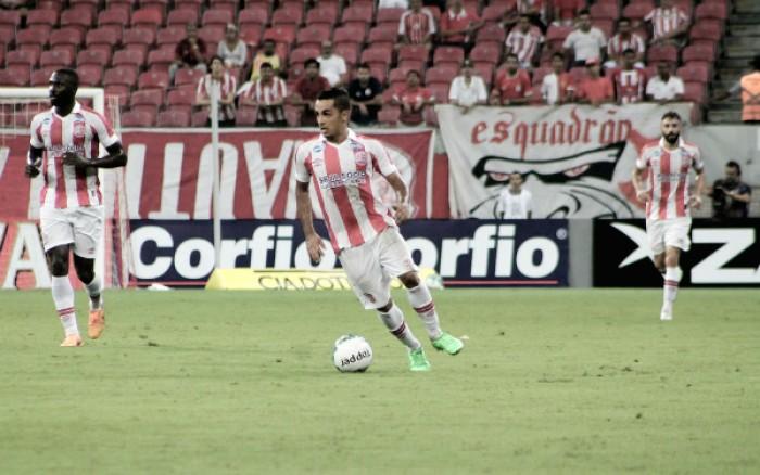 Náutico fecha preparação em Recife e viaja definido para jogo contra Tupi