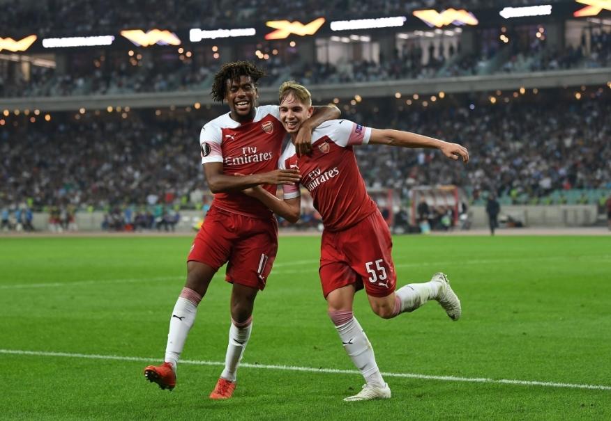 Qarabag FK 0-3 Arsenal: Unai Emery on the performance, Smith-Rowe and Fulham on Sunday
