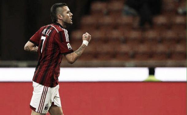 Menez si riprende San Siro e il Milan batte il Parma per 3-1