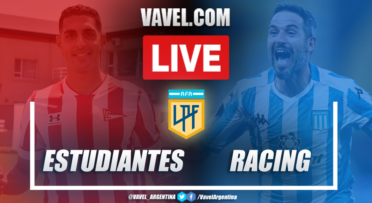 Resumen Estudiantes vs Racing (0-0) en la fecha 3 por Copa de la Liga Profesional 2021