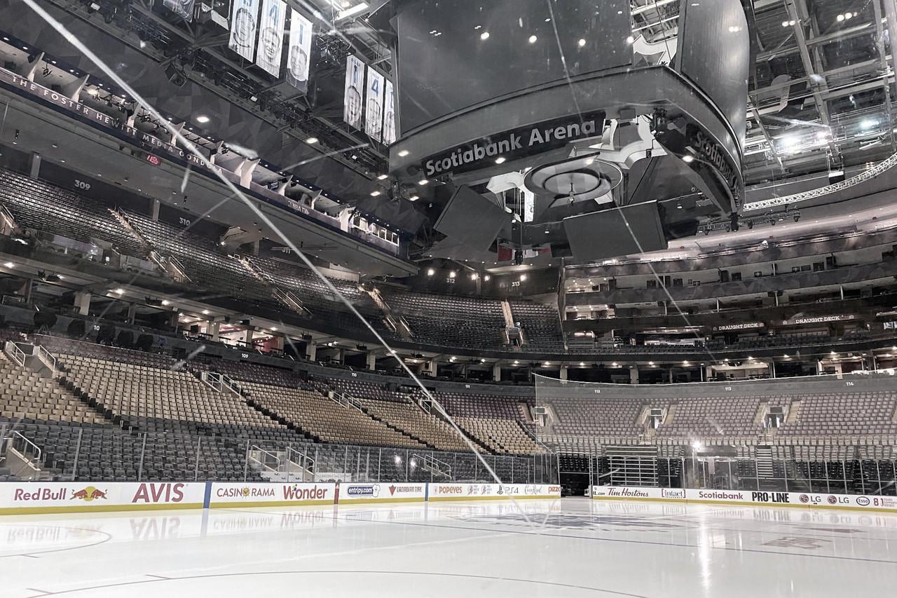 La NHL continúa con su plan de vuelta al hielo