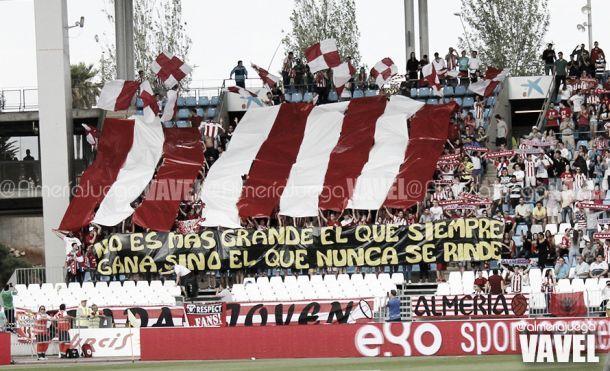 10.832 abonados acompañarán al Almería en Segunda