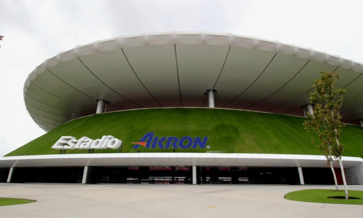 Dominio azulcrema en el Estadio Akron