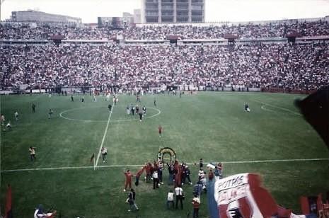 """Los últimos partidos como local del Atlante en el Estadio Azteca y """"Azulgrana"""""""