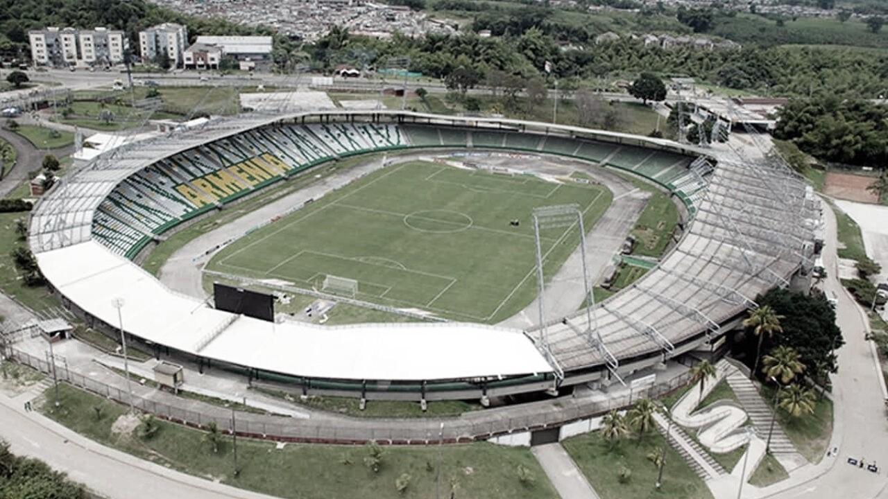 Prefeitura da Armenia, na Colômbia, autoriza a partida entre Santa Fé e Fluminense, que só dependem do aval da Conmebol
