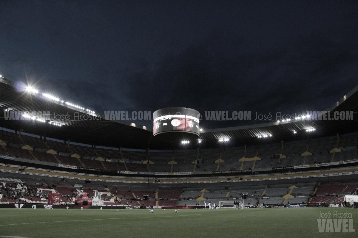 Todos los vetos en la historia del Estadio Jalisco