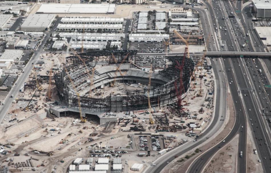 ¿UFC apunta al nuevo estadio de Las Vegas?