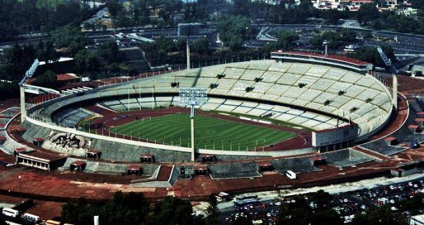 Pumas da a conocer su calendario de pretemporada for Puerta 9b estadio universitario
