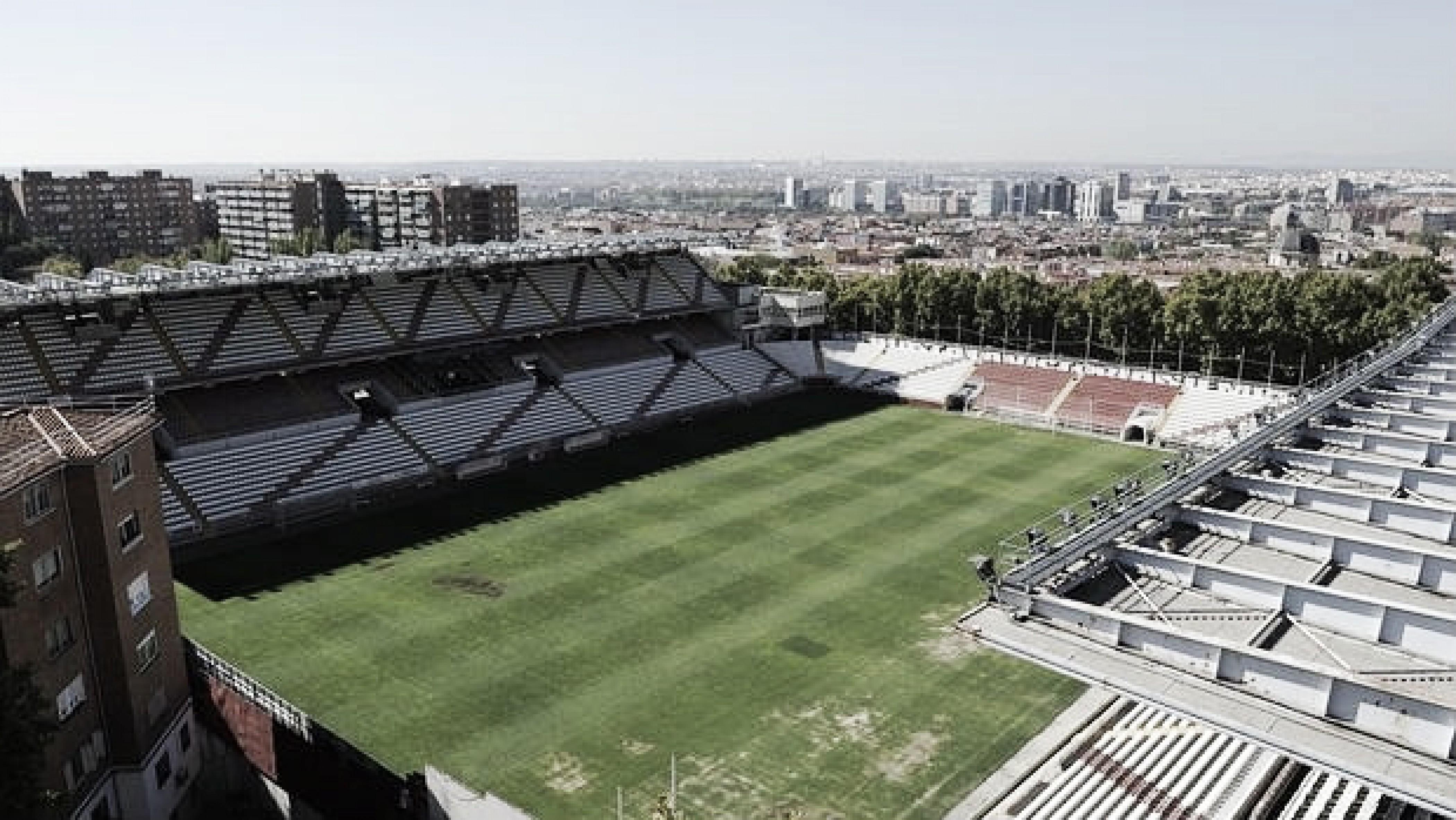 Las extrañas circunstancias del Estadio de Vallecas
