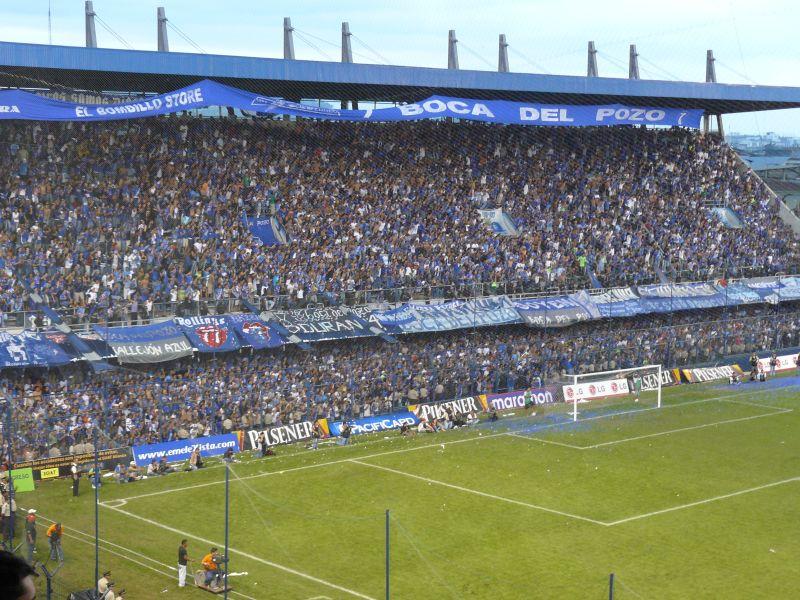 Precios de las entradas: Emelec - Independiente del Valle