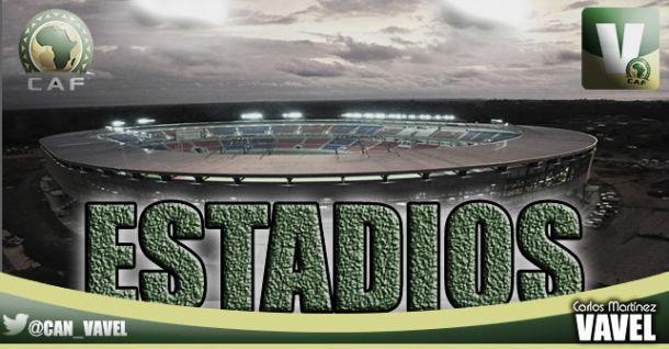 Estadios y sedes de la Copa África de Guinea Ecuatorial 2015
