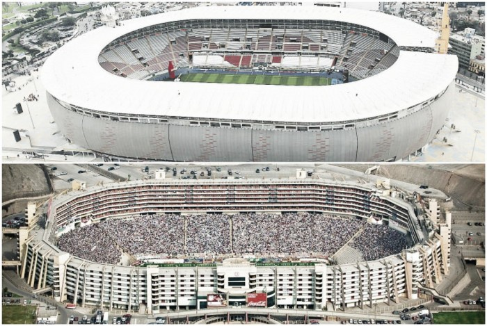 Copa Libertadores 2018: Dos estadios peruanos candidatos a albergar la final