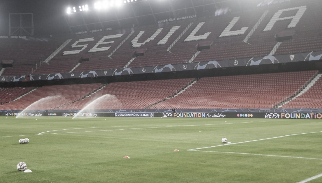 La Champions vuelve a Sevilla
