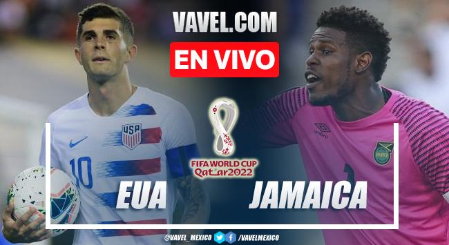 Goles y resumen del Estados Unidos 2-0 Jamaica en Eliminatorias CONCACAF 2022