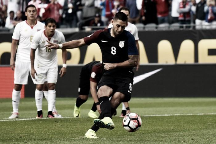 Precisando da vitória, Estados Unidos e Paraguai se enfrentam na Filadélfia