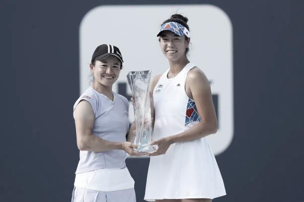 Cierre en Miami con el título de dobles para Aoyama yShibahara
