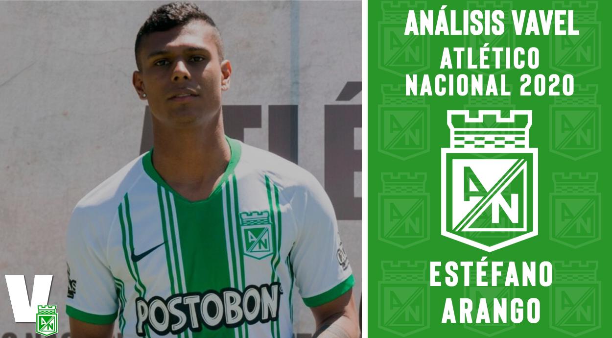 Análisis VAVEL, Atlético Nacional: Estéfano Arango