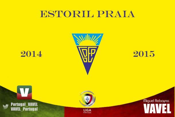 Estoril Praia 2014/15: a seguir soñando por Europa