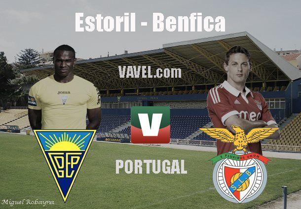Estoril x Benfica, directo